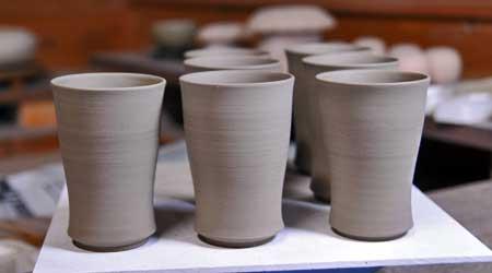 京焼 ビールカップ