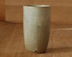 カップ 白釉焼酎カップ